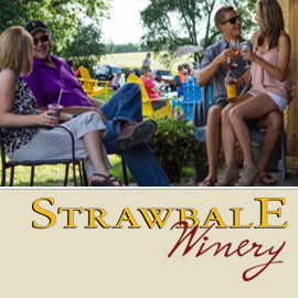 46. $25 – STRAWBALE WINERY CERTIFICATE, Renner/use for wine, samples in tasting room, & merchandise