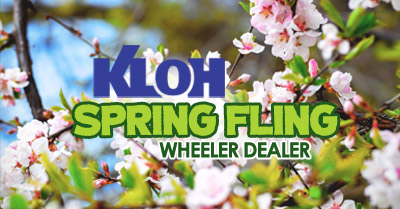 Spring Fling Wheeler Dealer
