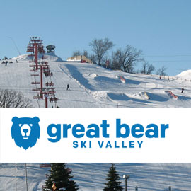 148. $200 – GREAT BEAR SKI & SNOWBOARD LIFT PUNCH PASS GOOD FOR 10 PUNCHES.