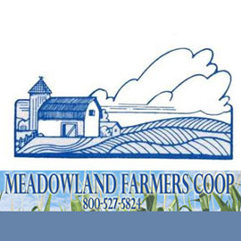 187. $2,100 – MEADOWLAND COOPERATIVE 6 BAG LOT OF SEED CORN YOUR CHOICE OF AVAILABLE VARIETIES,
