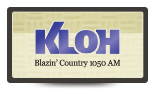 KLOH Blazin' Country 1050 AM