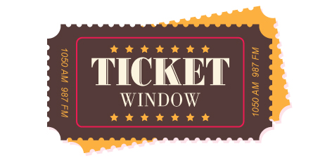 KLOH Ticket Window