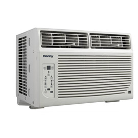 103. $180 – MIDWEST SUPPLY DANBY AIR CONDITIONER, Slayton/ 6,000 btu, 3 speed fan, removable air filter
