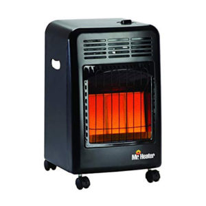 192. $109.99 – MIDWEST SUPPLY MR. HEATER CONTRACTOR SERIES PORTABLE PROPANE CABINET HEATER,